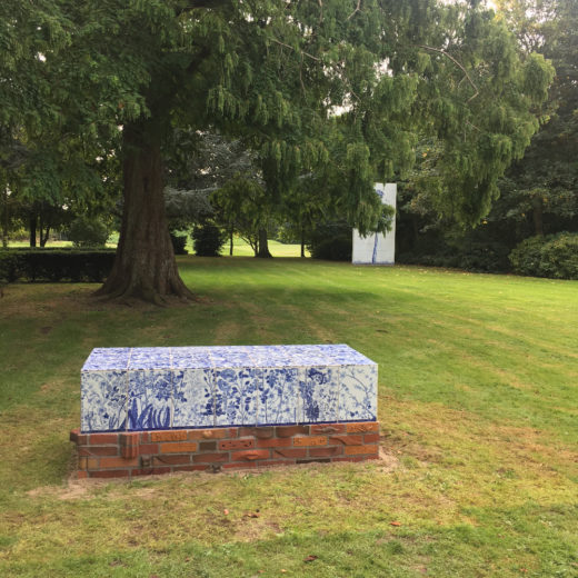 Scott's Cumbrian Blue(s), A Flowerbed for Alice