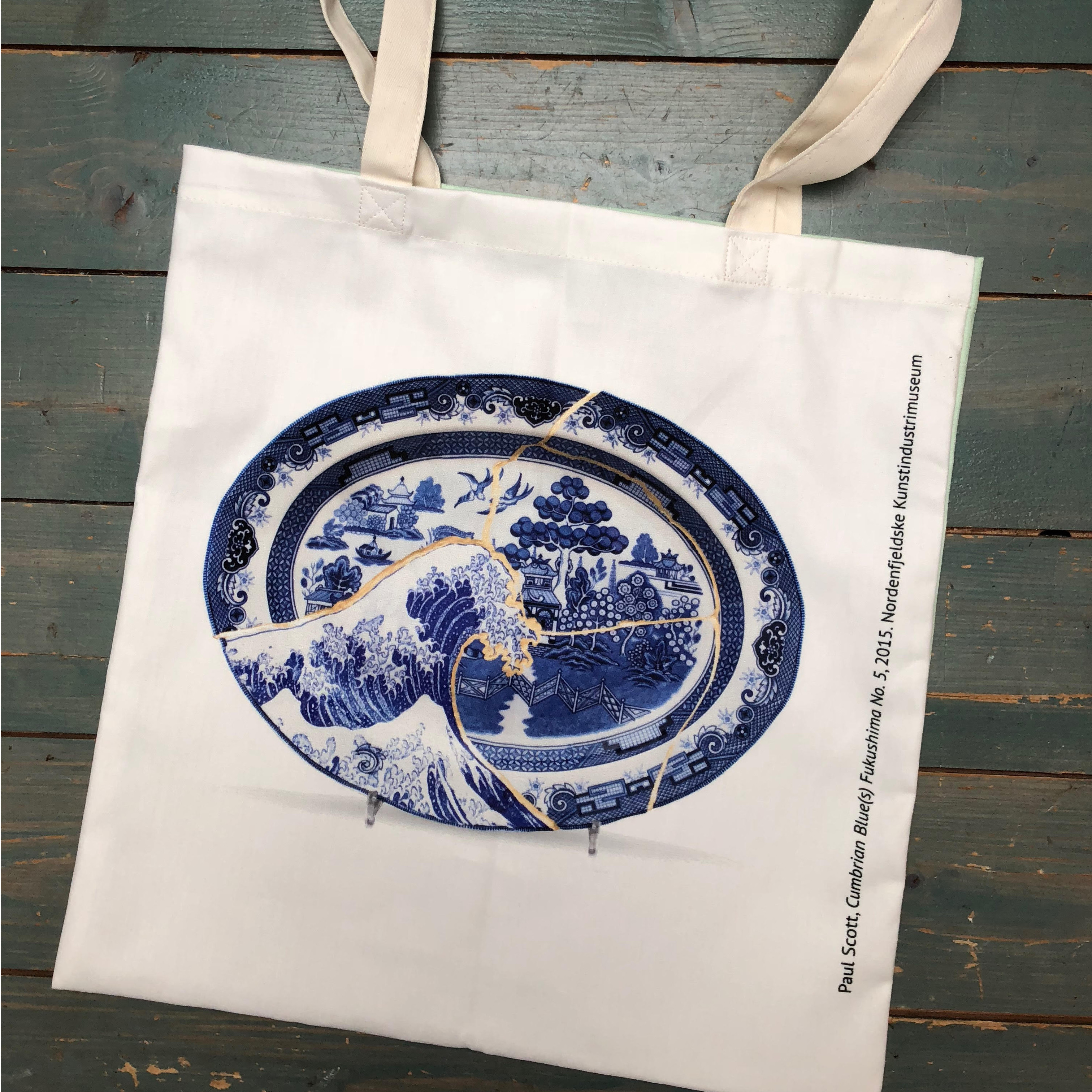 NEWS: Fukushima No. 5 on Design Museum of Trondheim Limited Tote